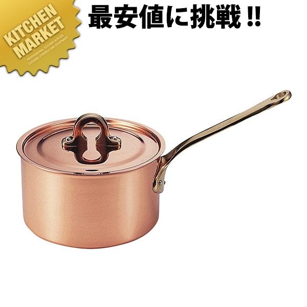 送料無料 エンペラー 片手鍋 18cm S-2155 (2.6L) 銅鍋 銅製【kmaa】 領収書対応可能