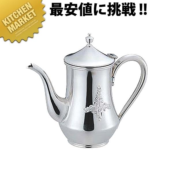 ES 18-8ダイヤローズコーヒーポット5人用 750cc【N】