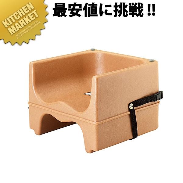 beキャンブロ ブースタシート 200BCS-BE ストラップ付 コーヒーベージュ【N】