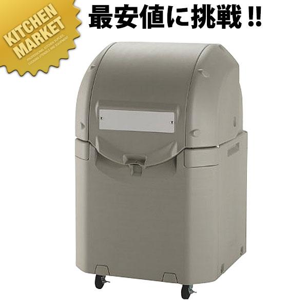 送料無料 ワイドペール ステンレス 350(キャスター付)350L【kmaa】ペール ゴミ箱 大型ごみ箱 ダストボックス