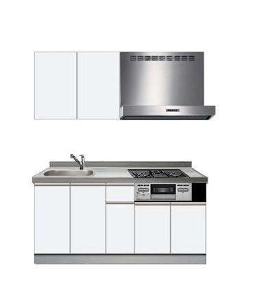 2021人気特価 システムキッチン オリジナル スタンダードグレードSG 壁付I型 W1800mm (材のみ・施工含まず), あるやん:1f6046f5 --- statwagering.com