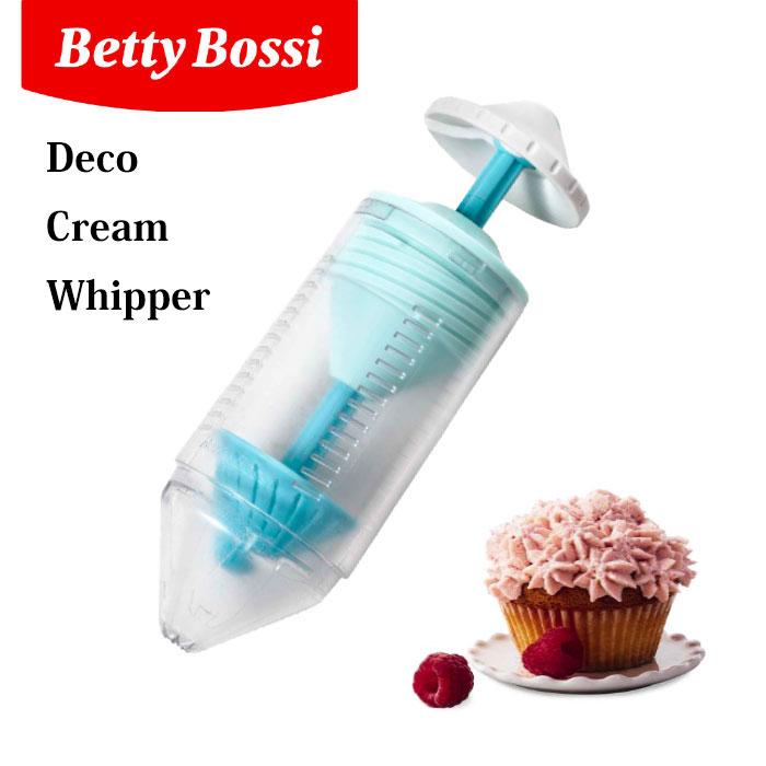 Betty Bossi ベティボッシ デコクリームホイッパー