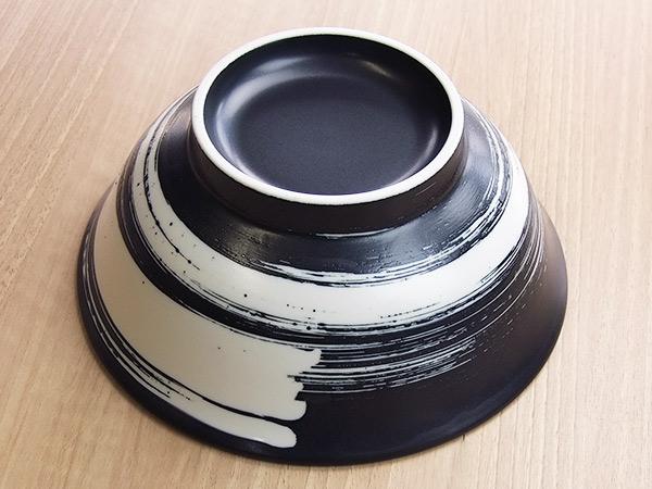 白刷毛 21cm 麺丼 6.8寸高台丼