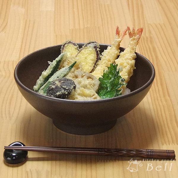 赤茶備前 20cm ボール 麺丼 丼ぶり 丼 どんぶり 大鉢/うどん丼/麺鉢/ラーメン丼/業務用食器