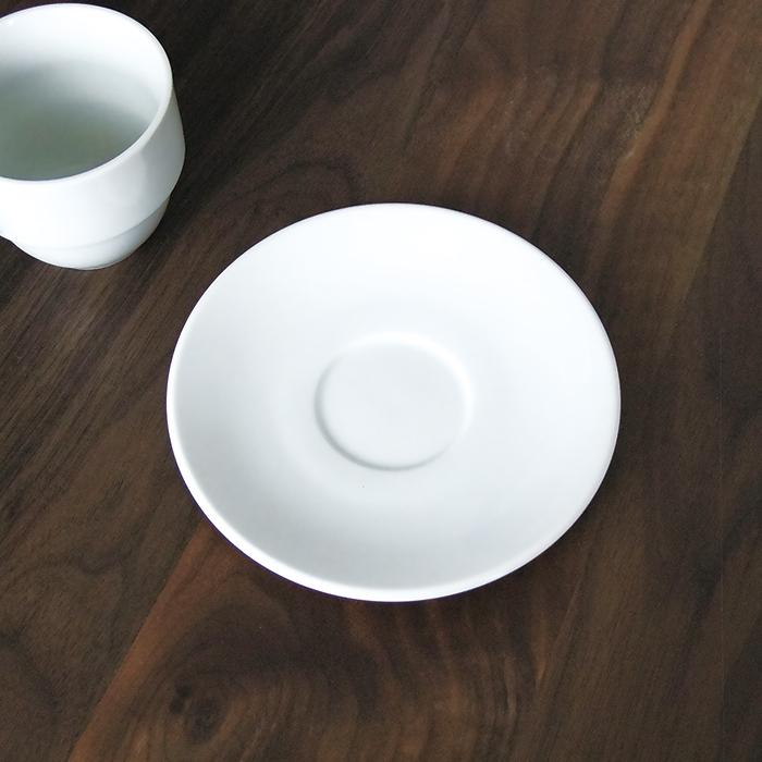 ☆国内最安値に挑戦☆ スタッキングカップの大小兼用 カップのソーサー 業務用食器 受け皿のみ メイルオーダー