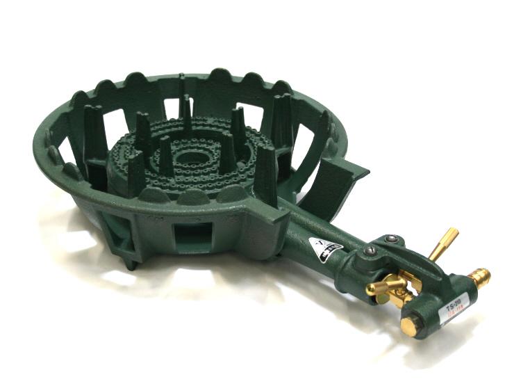 タチバナ製作所 鋳物コンロ TS-210(都市ガス用)