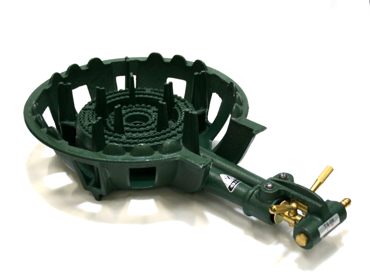 タチバナ製作所 鋳物コンロ TS-210(LPガス用)