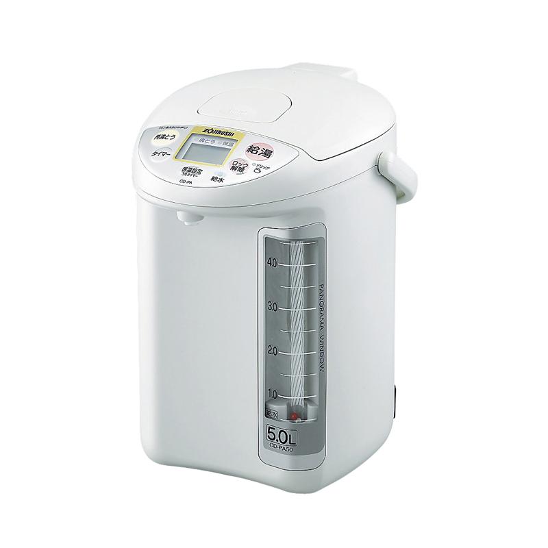 送料無料! 象印CD-PB50(HA)マイコン沸騰電動ポット5.0L