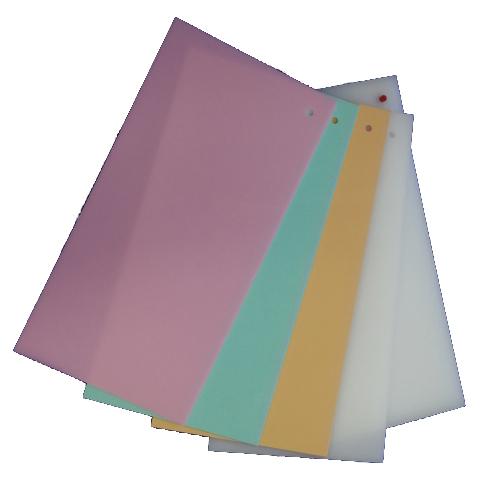 取替簡単チェンジ君(替まな板セット4枚付) Y3-20 600×300×20mm まな板 業務用 カラー 業務用 家庭用 カッティングボード おしゃれ かわいい シンプル 新生活 清潔