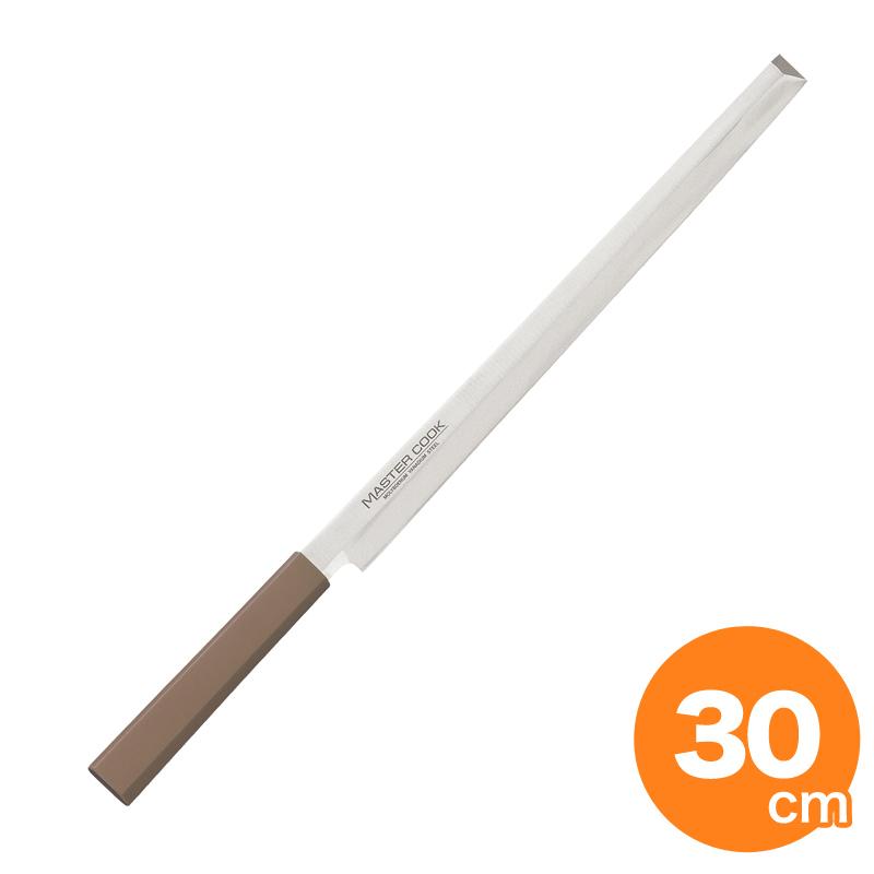 マスターコック抗菌蛸引 MCTK300B 30cm ブラウン