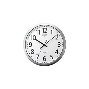 強化防滴防塵型電波掛時計 8MY484-019