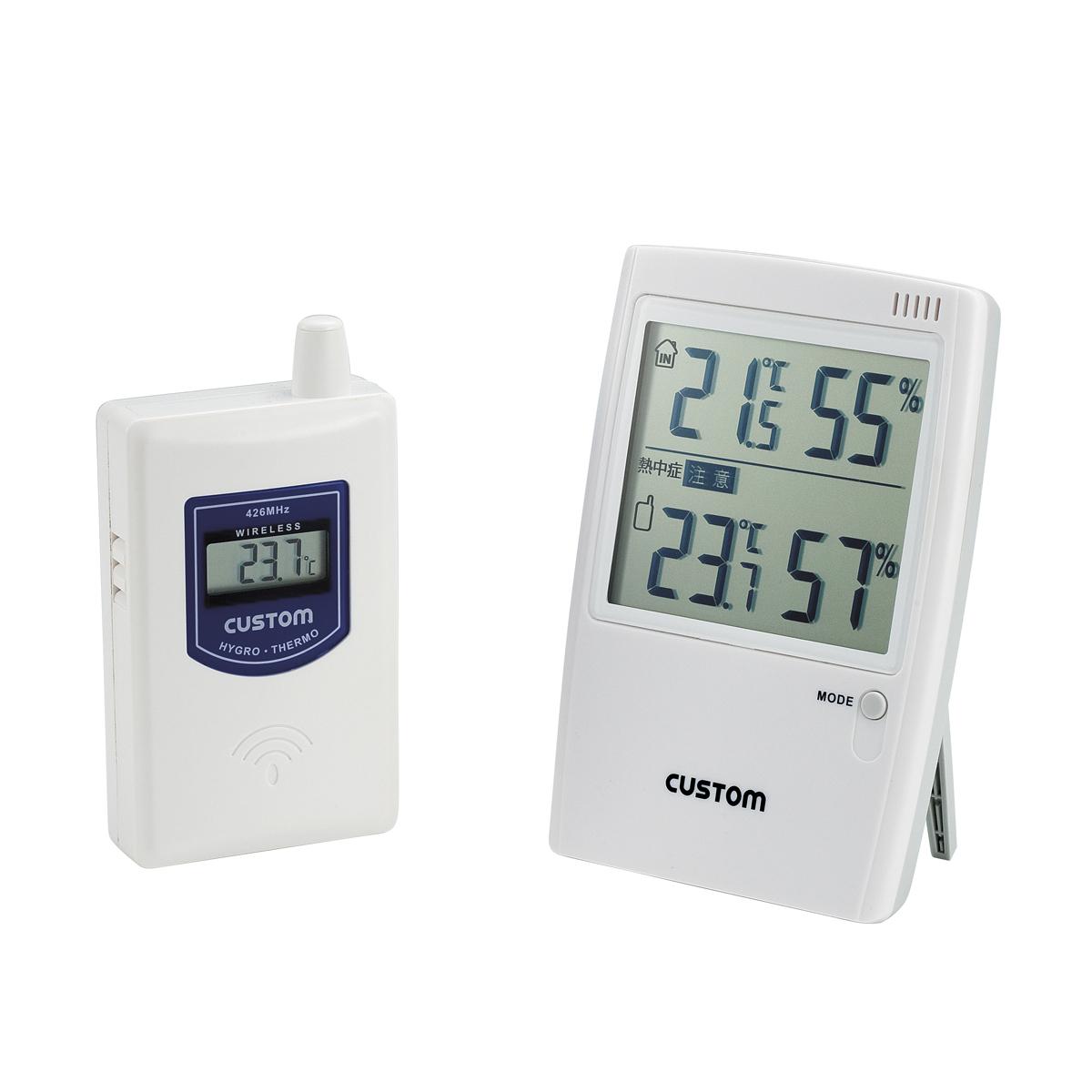 お見舞い HI-01RF無線温湿度モニター HI-01RF, イケチュー:f93ffe44 --- test.ips.pl