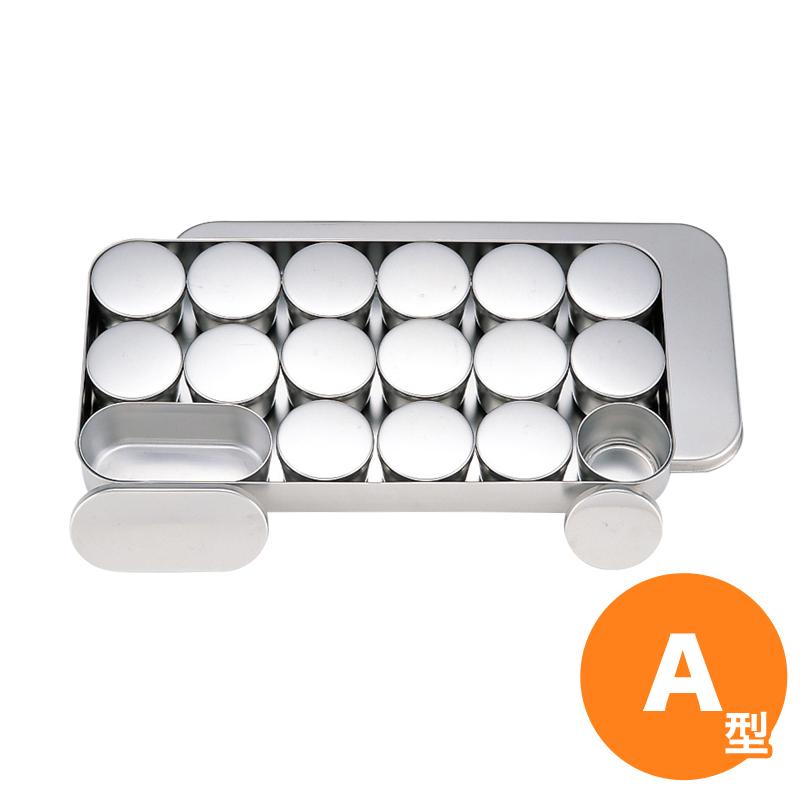 SW 18-8検食容器 A型