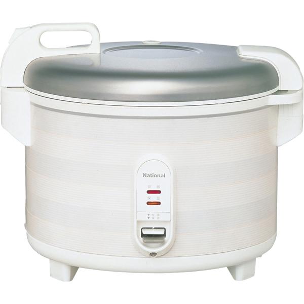 パナソニック電子ジャー炊飯器SR-UH36P-W(2升)