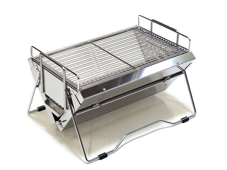 Uniflame unisel TG 3 炭烤烤台式烧烤烧烤 / 烧烤