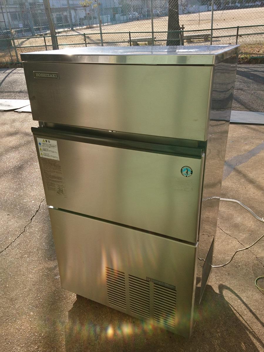 【中古】ホシザキ 製氷機 IM-75L-1 アンダーカウンタータイプ キューブアイスメーカー 業務用厨房機器【動作確認済み】