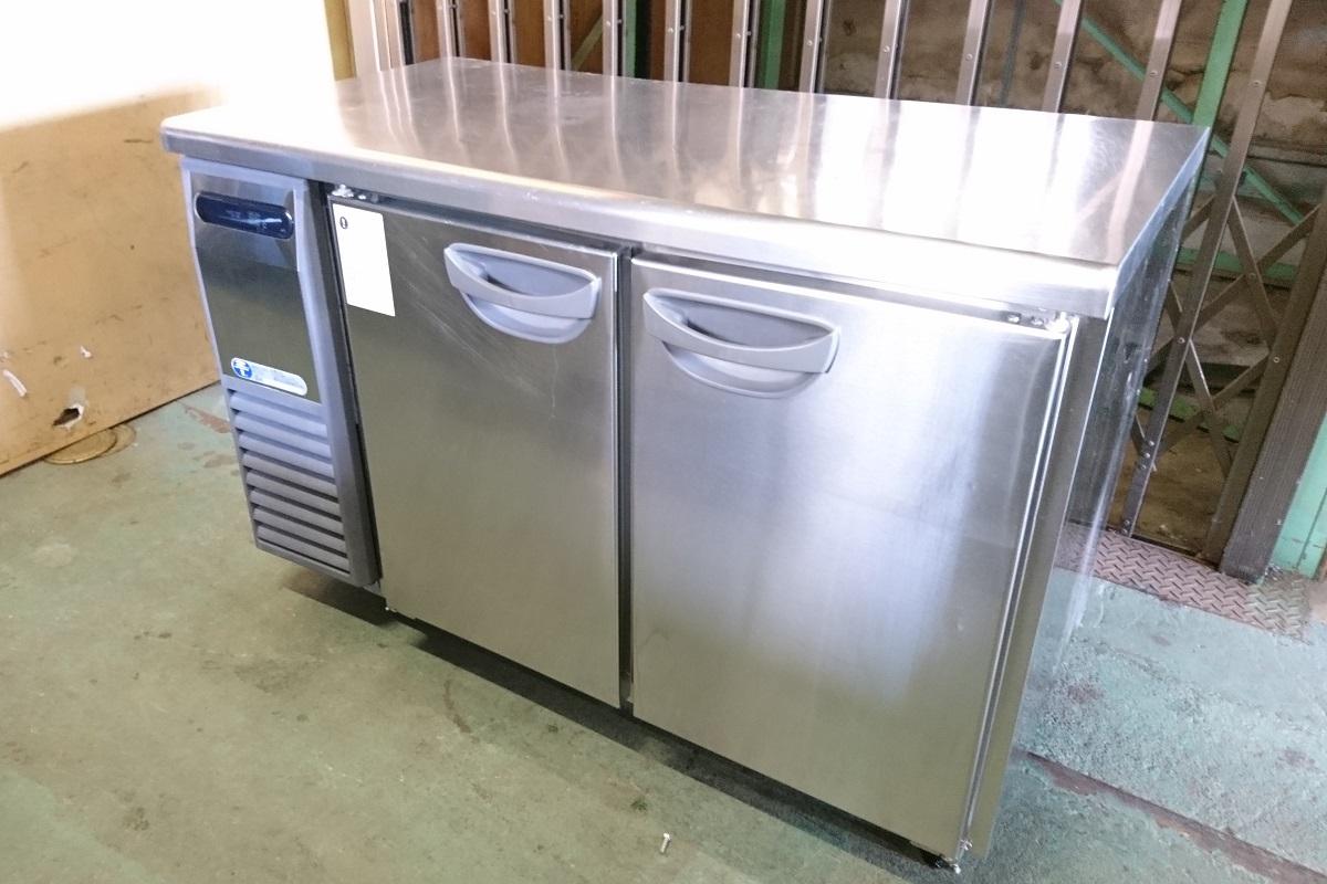 【中古】フクシマ工業 コールドテーブル冷凍庫 TRC-42FE 業務用冷凍庫 1200×600×800(mm) 業務用厨房機器【動作確認済み】