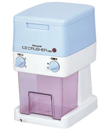 【新品】CHUBU 電動式アイスクラッシャー(クラッシュアイス) HS-28