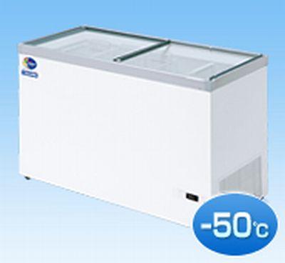 【送料無料】新品!ダイレイ 超低温冷凍ショーケース HFG-300D 284L