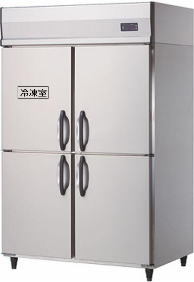 【送料無料】新品!ダイワ 1冷凍3冷蔵庫 インバータ 411S1-EC (W1200*D800)