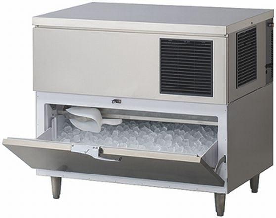【送料無料】新品!ダイワ 製氷機 220K (貯氷量100K) (200V) DRI-210LM1-B