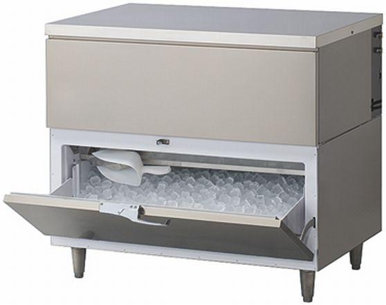 【送料無料】新品!ダイワ 製氷機 水冷式 210K (貯氷量100K) (200V) DRI-210WM2-B