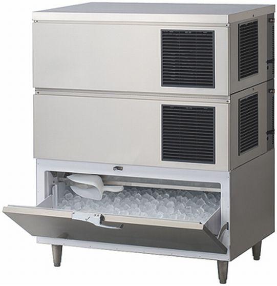 【送料無料】新品!ダイワ 製氷機 360K (貯氷量100K) (200V) DRI-300LM2-B