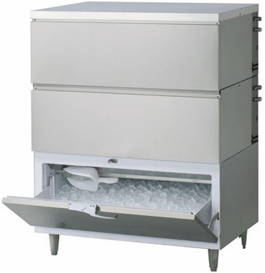 【送料無料】新品!ダイワ 製氷機 水冷式 330K (貯氷量100K) (200V) DRI-300WM2-B 在
