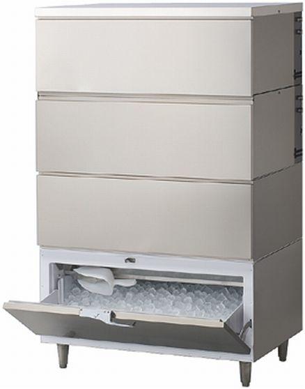 【送料無料】新品!ダイワ 製氷機 水冷式 330K (貯氷量200K) (200V) DRI-300WM2-BS 在