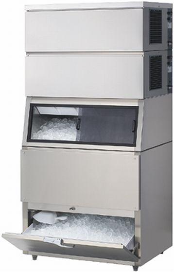 【送料無料】新品!ダイワ 製氷機 440K (貯氷量370K) (200V) DRI-420LM2-R-AF