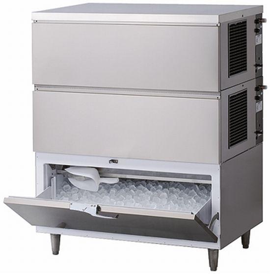 【送料無料】新品!ダイワ 製氷機 440K (貯氷量100K) (200V) DRI-420LM2-R-B