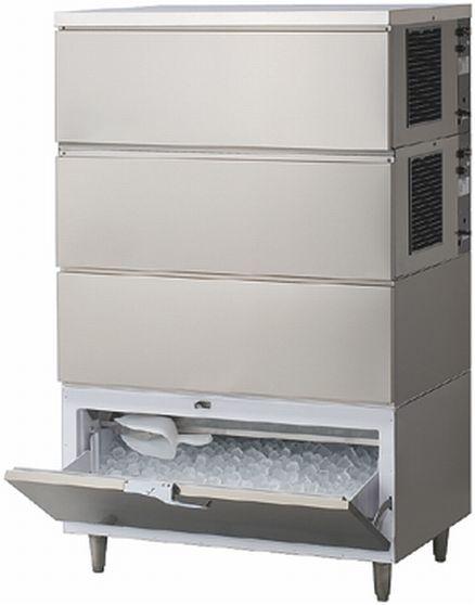 【送料無料】新品!ダイワ 製氷機 440K (貯氷量200K) (200V) DRI-420LM2-R-BS