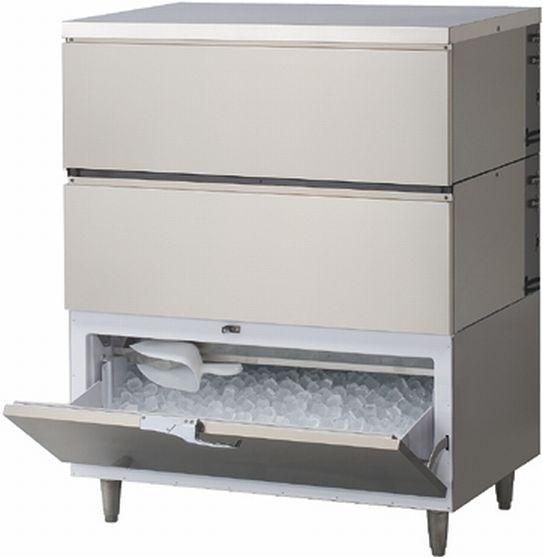 【送料無料】新品!ダイワ 製氷機 水冷式 420K (貯氷量100K) (200V) DRI-420WM2-B