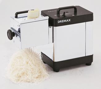 【送料無料】新品!DREMAX ドリマックス 白髪ネギシュレッダー白雪姫 DX-88P【白ネギ/下処理/DREMAX】