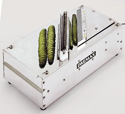 【送料無料】新品!DREMAX ドリマックス 斜め姿切り機 M-300D 【漬物/キュウリ/下処理/DREMAX】