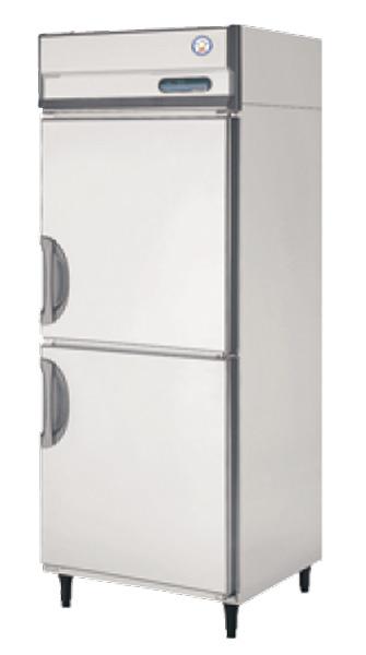 【送料無料】新品!フクシマ 2枚扉インバーター冷蔵庫 ARD-080RMD(三相)[受注生産]
