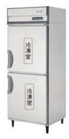 【送料無料】新品!フクシマ インバーター制御冷凍庫(2枚扉) 755*800*1950 ARD-082FMD