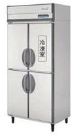 【送料無料】新品!フクシマ インバーター制御冷凍冷蔵庫(4枚扉) 900*800*1950 ARD-091PM