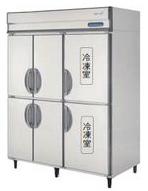 【送料無料】新品!フクシマ インバーター制御冷凍冷蔵庫(4枚扉) 1490*800*1950 GRD-1562PMD(旧ARD-1562PMD)