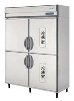 【送料無料】新品!フクシマ インバーター制御冷凍冷蔵庫(4枚扉) 1490*650*1950 GRN-152PMD(旧ARN-152PMD)