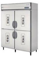 【送料無料】新品!フクシマ インバーター制御冷凍庫(4枚扉) 1490-650-1950 GRN-154FMD(旧ARN-154FMD)