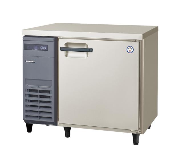 【送料無料】新品!フクシマ コールドテーブル1枚扉インバーター冷蔵庫 LRC-090RM (旧AYC-090RM)