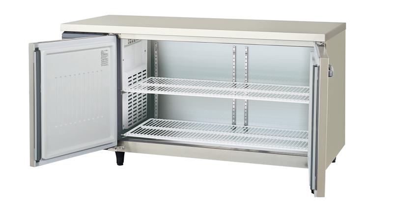 【2021最新作】 【送料無料】新品!フクシマ コールドテーブル2枚扉インバーター冷蔵庫 LRC-150RM-F(旧AYC-150RM-F), ハンカチギフトhandkerchief style 8af227e8