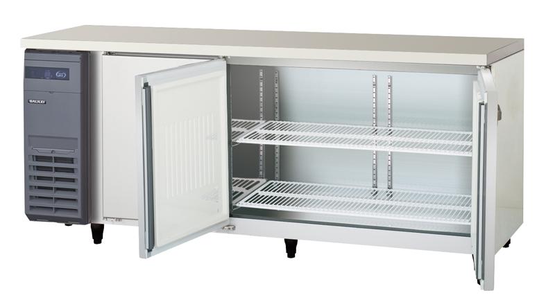 【送料無料】新品!フクシマ コールドテーブル3枚扉インバーター冷蔵庫 LRC-180RM-F(旧AYC-180RM-F)