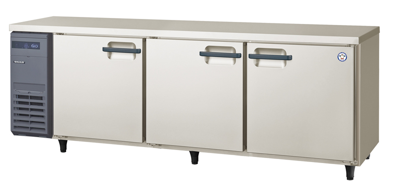 【送料無料】新品!フクシマ コールドテーブル3枚扉インバーター冷蔵庫 LRC-210RM(旧AYC-210RM)