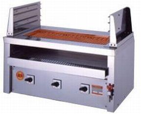 【送料無料】新品!ヒゴグリラー 二刀流タイプ 卓上型 3H-210YC 【電気グリラー/卓上型/焼物】