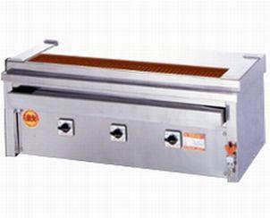 【送料無料】新品!ヒゴグリラー 焼鳥専用タイプ 卓上型 3P-206KC 【電気グリラー/卓上型/焼物】