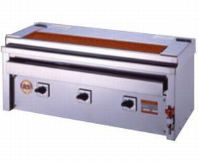 【送料無料】新品!ヒゴグリラー 焼鳥大串タイプ 卓上型 3P-212XWC 【電気グリラー/卓上型/焼物】