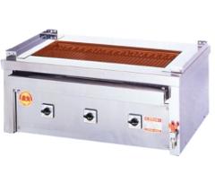 【送料無料】新品!ヒゴグリラー 万能型タイプ 卓上型 3P-215C 【電気グリラー/卓上型/焼物】