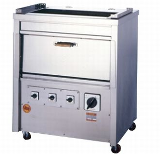 【送料無料】新品!ヒゴグリラー オーブン付タイプ  GO-10 【電気グリラー/焼物】